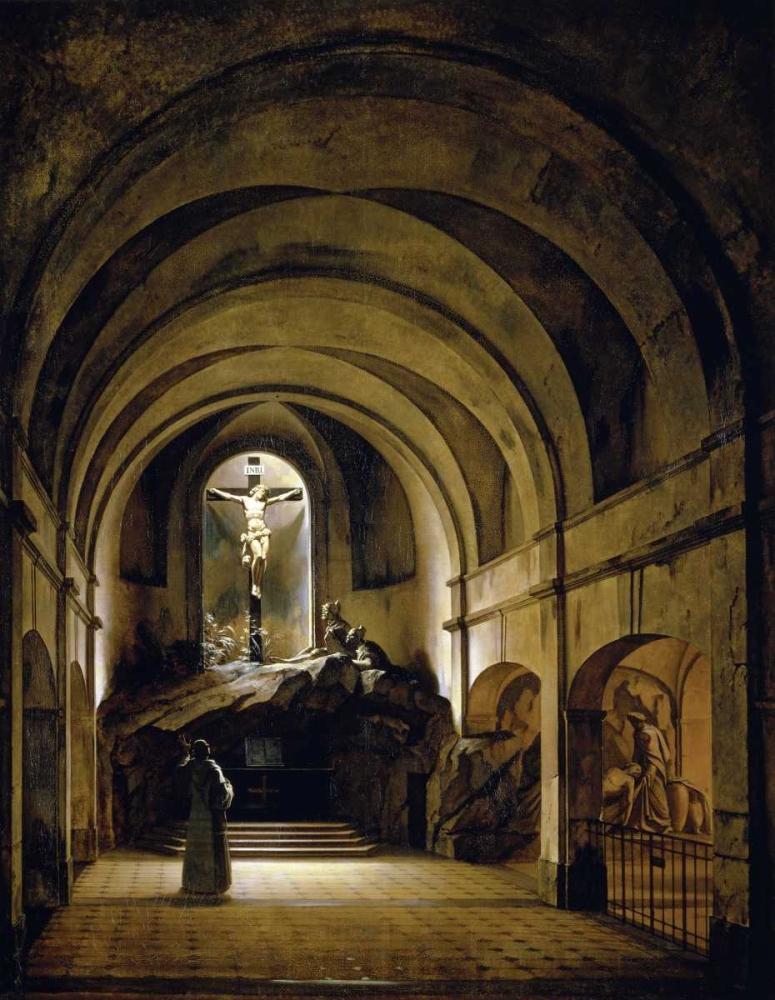 Chapelle Du Calvaire Bouton, Charles-Marie 90773