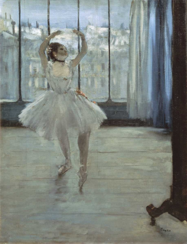The Dancer at the Studio Degas, Edgar 90964