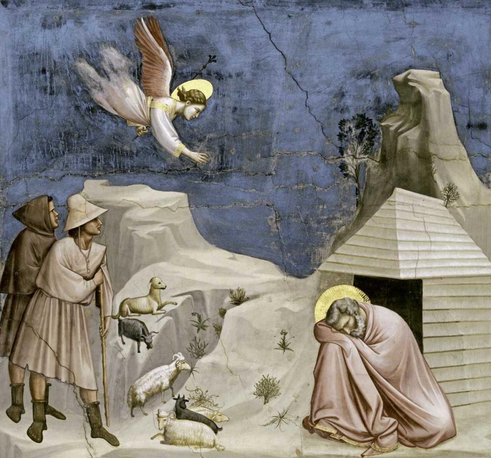 Josephs Dream Giotto 91071