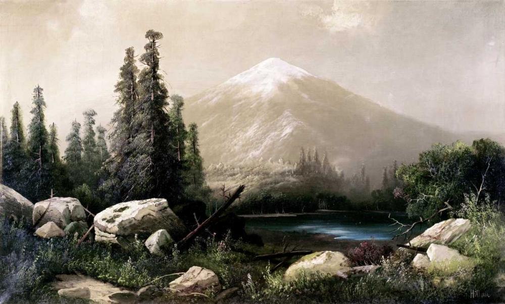 Mount Shasta, California Hill, Thomas 91150
