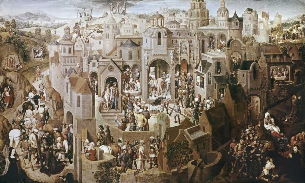 Passion of Christ Memling, Hans 91278