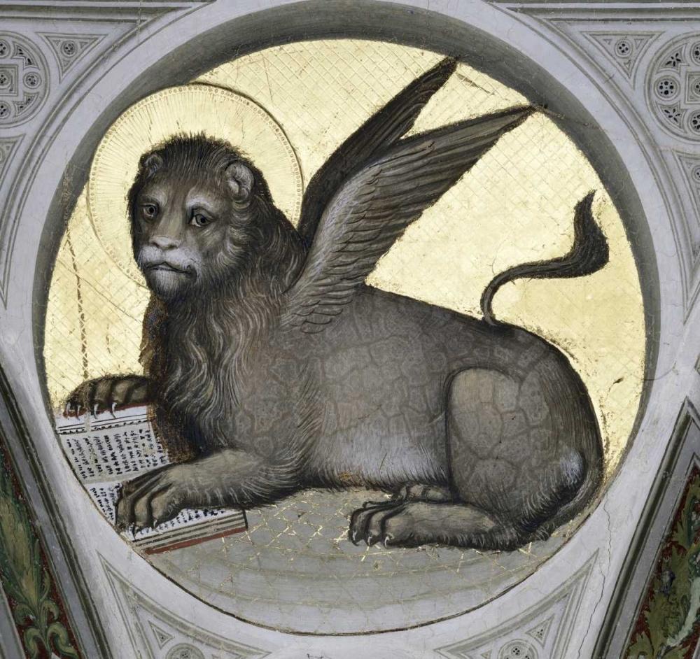 Saint Mark As a Lion De Menabuoi, Giusto 91283