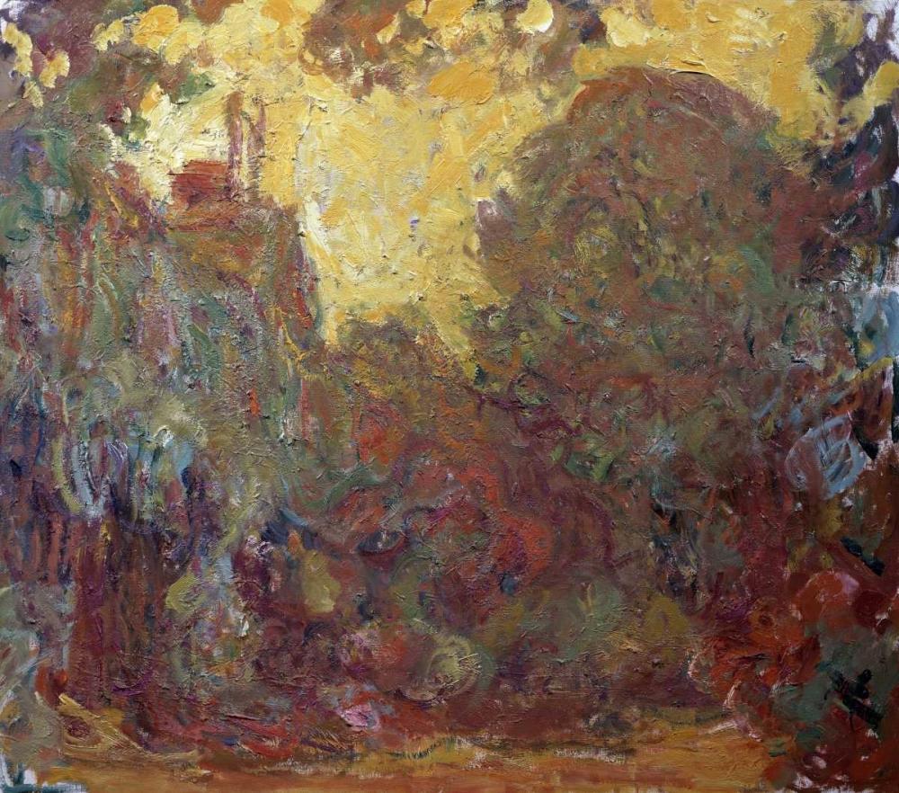 La maison de Giverny Monet, Claude 91327