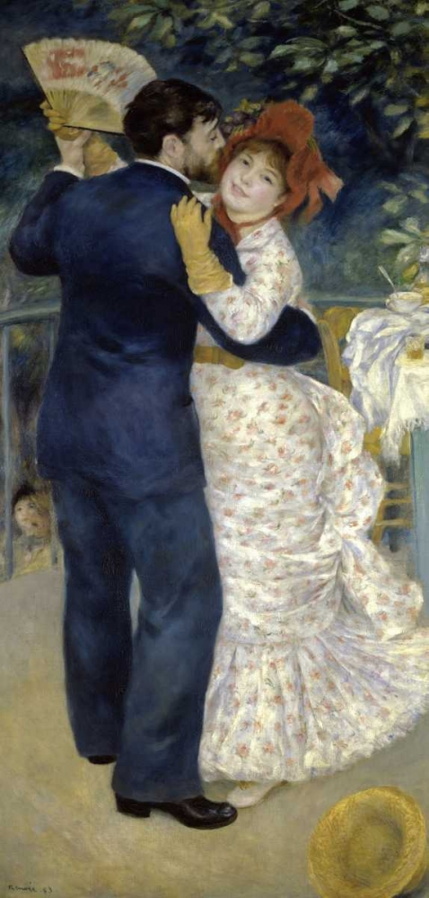 Dance in the Country Renoir, Pierre-Auguste 91514