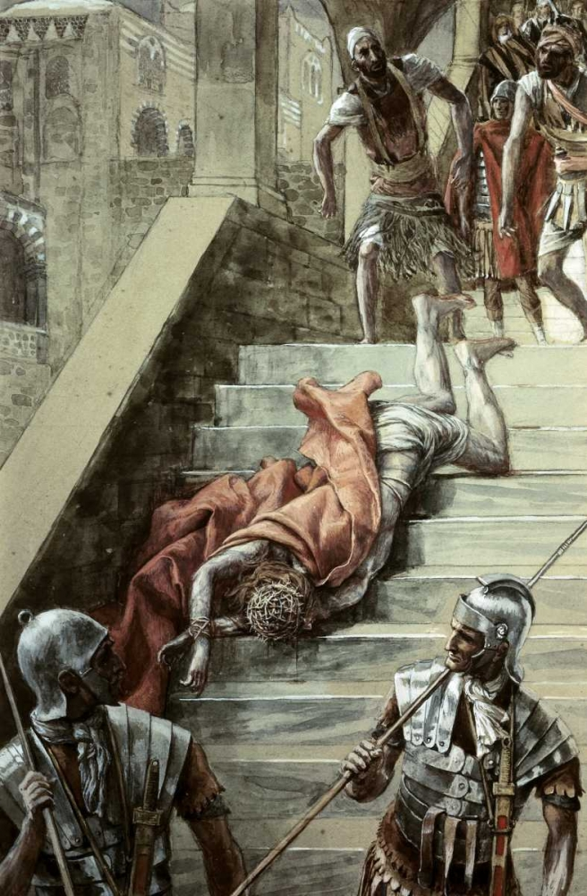 Holy Stair Tissot, James Jacques 91647