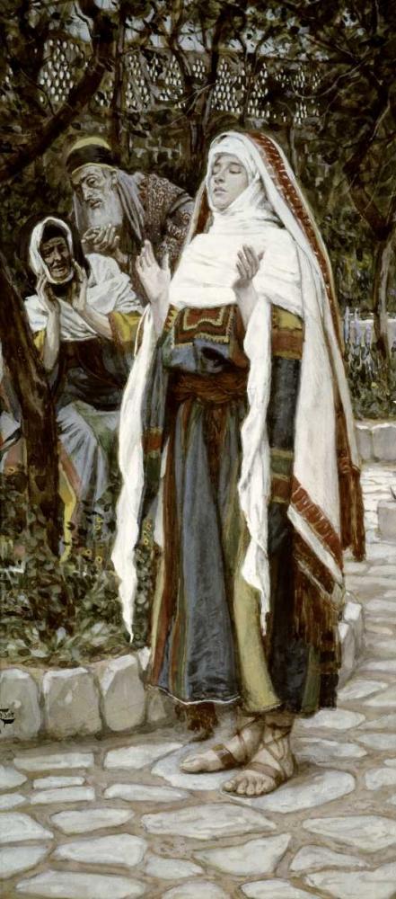 Magnificat Tissot, James Jacques 91659