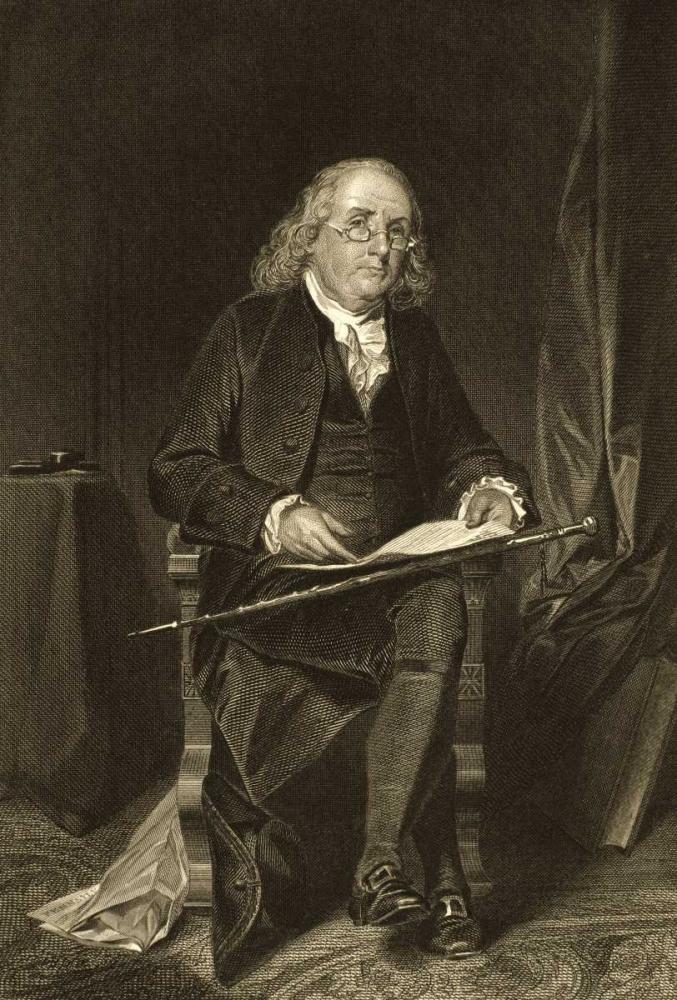 Benjamin Franklin - 1706-1790 Unknown 91708