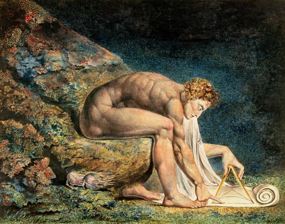 Newton Blake, William 91862