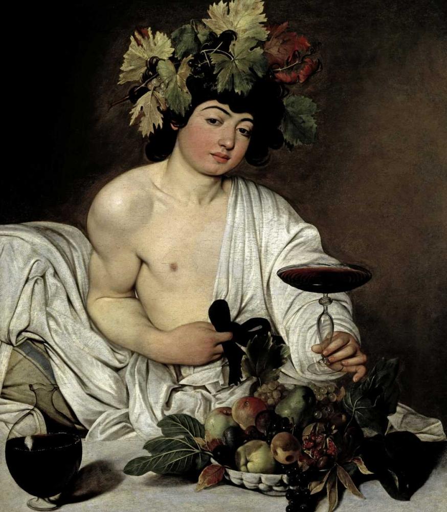 Bacchus Caravaggio 91903