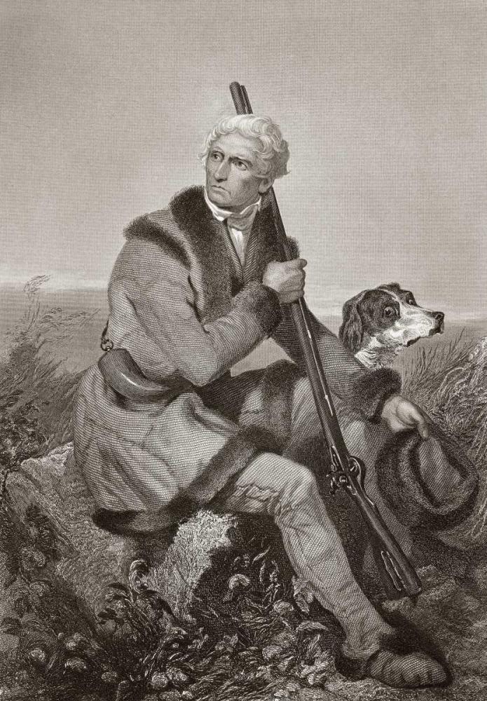 Daniel Boone, American Frontiersman Chappell, Alonzo 91917