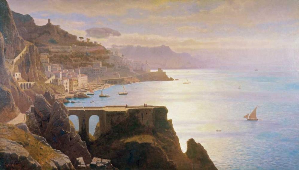 Amalfi Coast S.L.L. Haseltine, William Stanley 92007