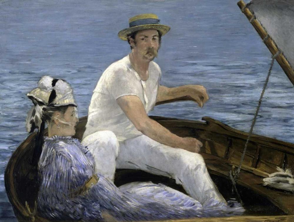 Boating Manet, Edouard 92042