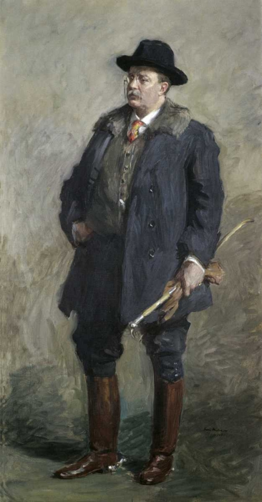 Theodore Roosevelt, 26th President of the United States Melchers, Gari 92054