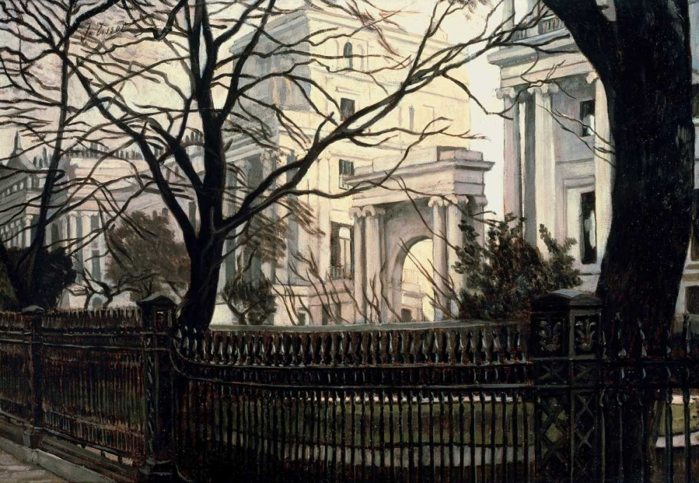 Cumberland Terrace, Regents Park Tissot, James Jacques 92126