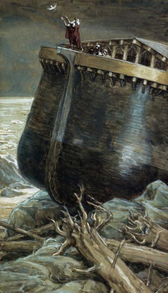 The Dove Returns to Noah Tissot, James Jacques 92136