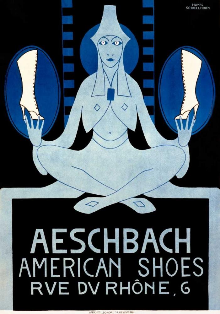 Aeschbach American Shoes Schoellhorn, Hans 92183