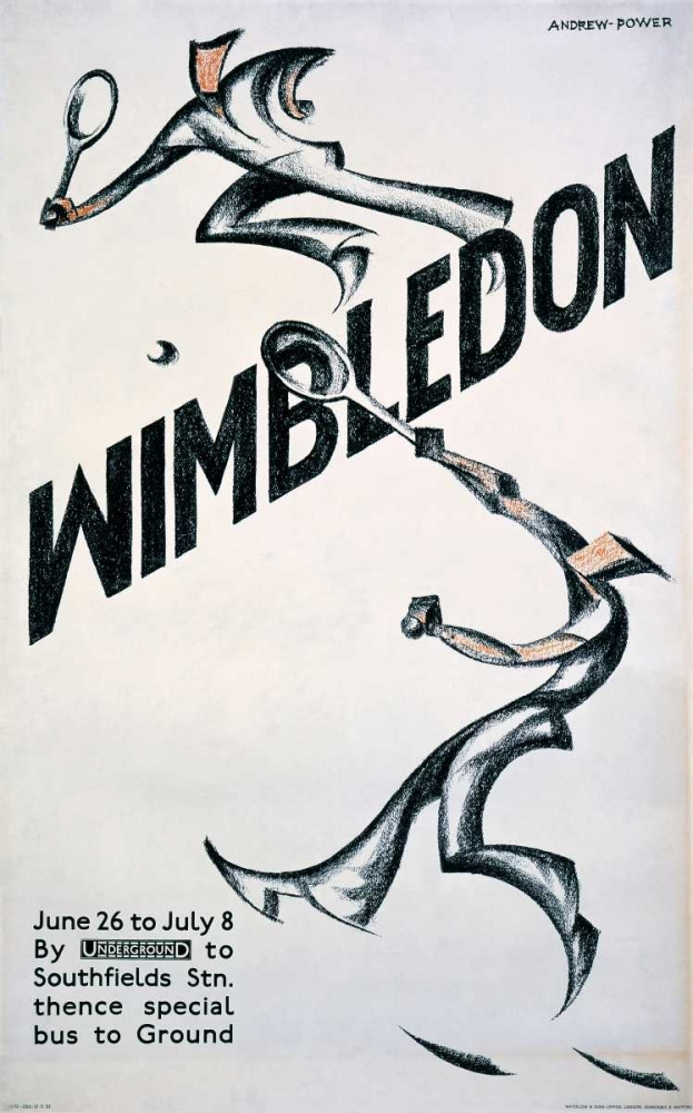 Wimbledon Andrews, Sybil 92185