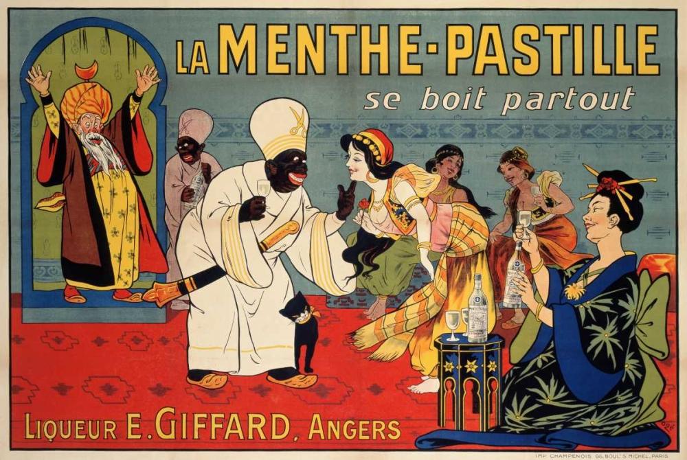 La Menthe-Pastille Oge, Eugene 92244