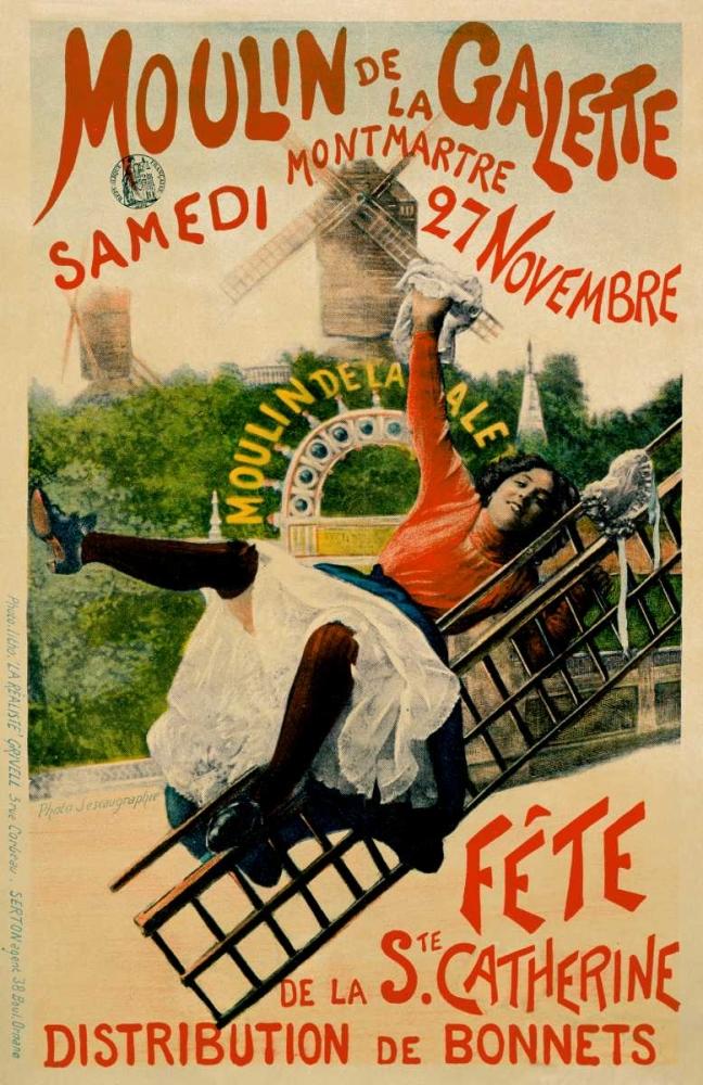 Moulin de la Galette Sescau, Paul 92263