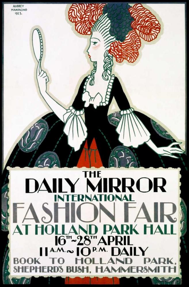 The Daily Mirror/Fashion Fair Hammond, Aubrey 92337