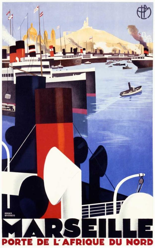 Marseille/Porte de lAfrique Broders, Roger 92408