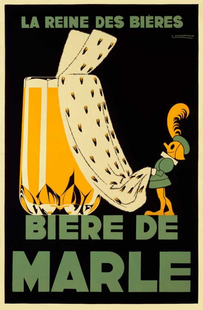 Biere de Marle Courchinoux, Edouard 92409