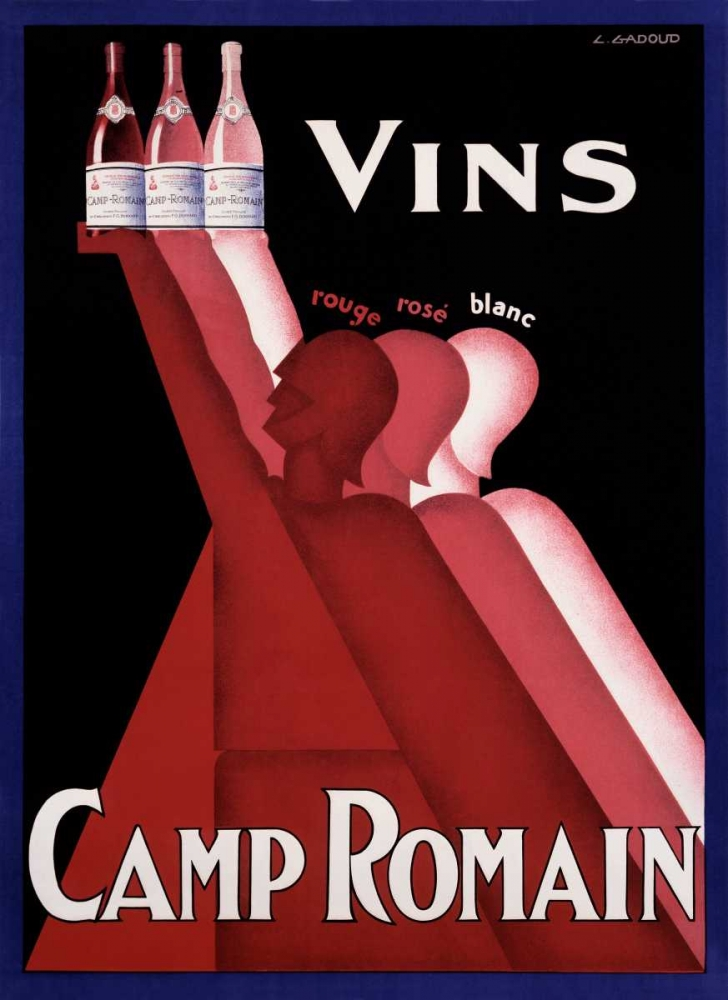 Vins Camp Romain Gadoud, C. 92410
