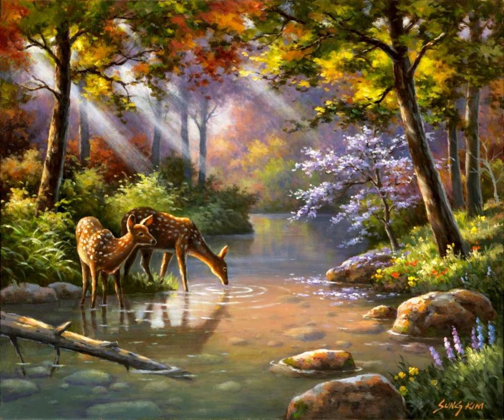 Doe Ray Me Creek Kim, Sung 95180