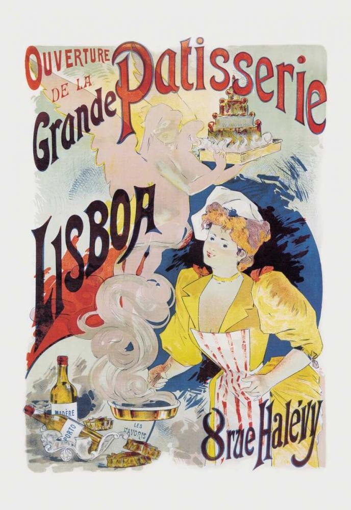 Grande Patisserie Lisboa Gesmar, Charles 96057