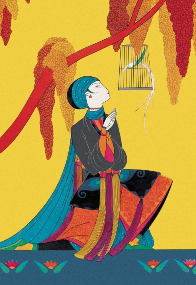 The Talking Bird, 1926 McIntosh, Frank 96140