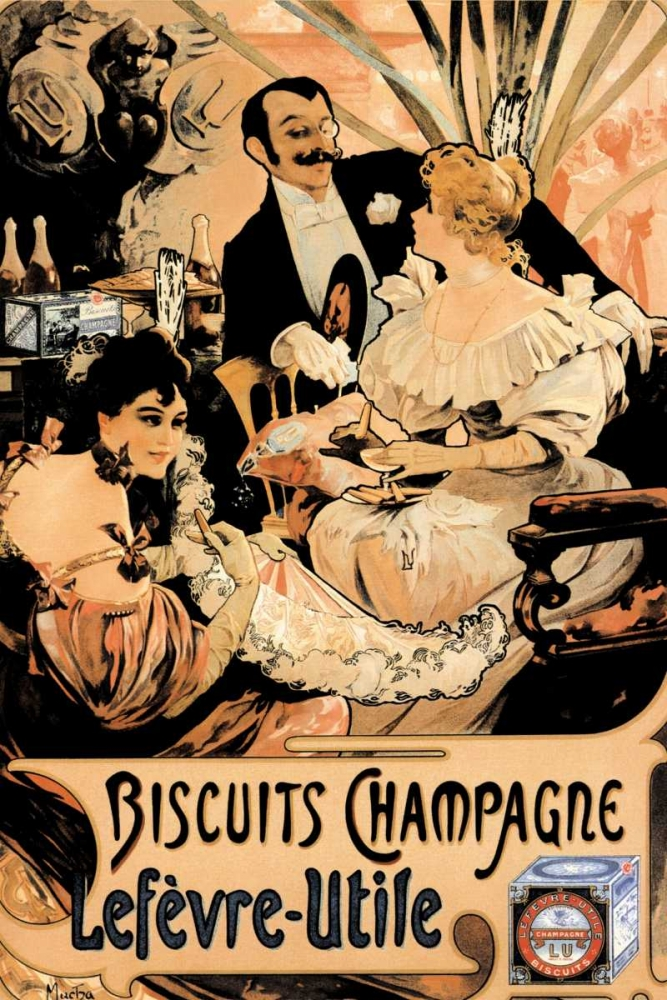 Biscuits Champagne Unknown 96591