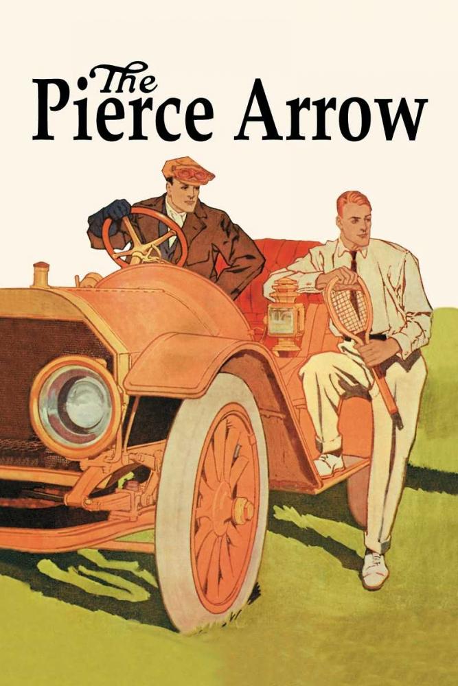 The Pierce-Arrow Unknown 96600