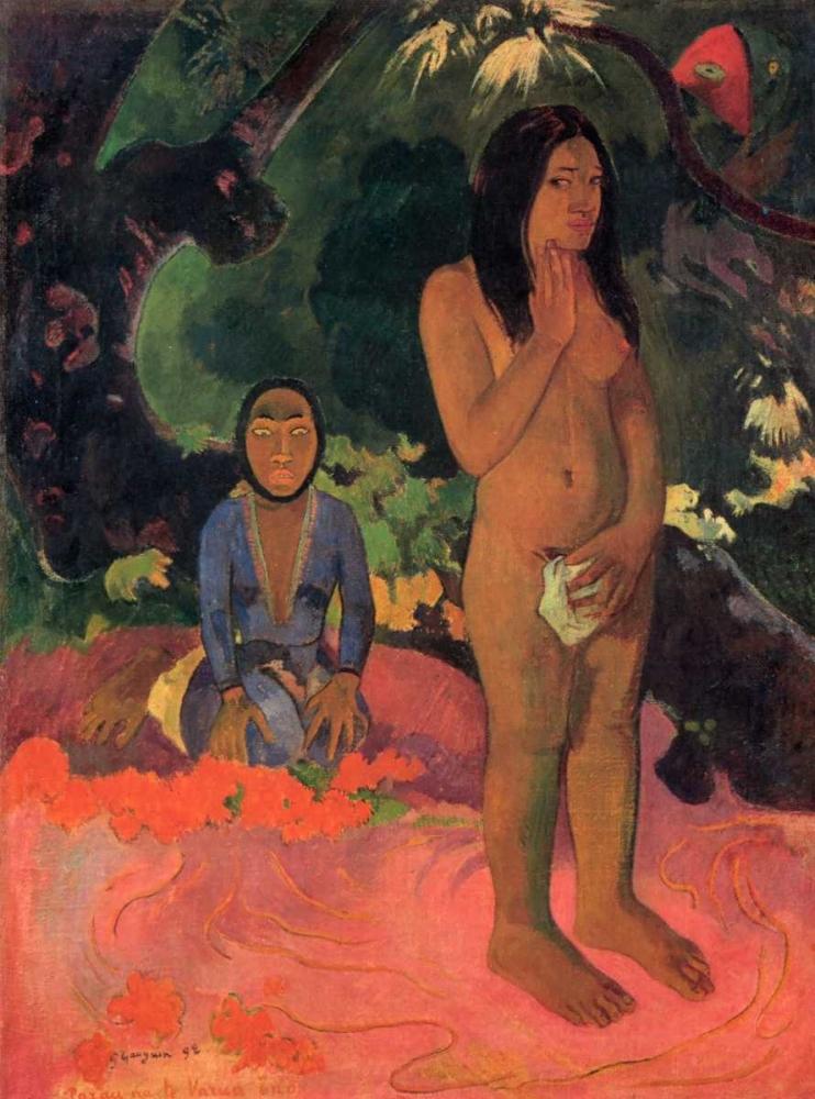 Words Of The Devil Gauguin, Paul 92526