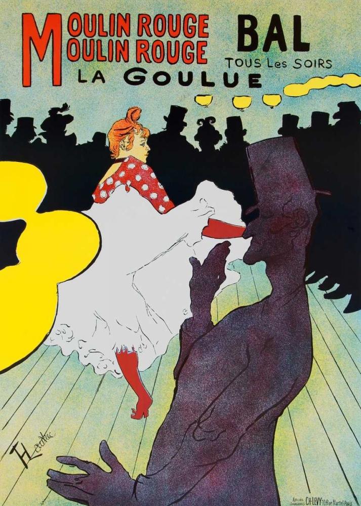 Moulin Rouge Toulouse-Lautrec, Henri 92668