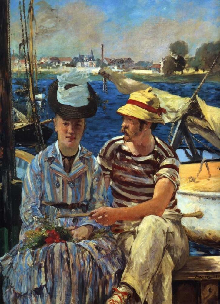 Argenteuil Manet, Edouard 92676