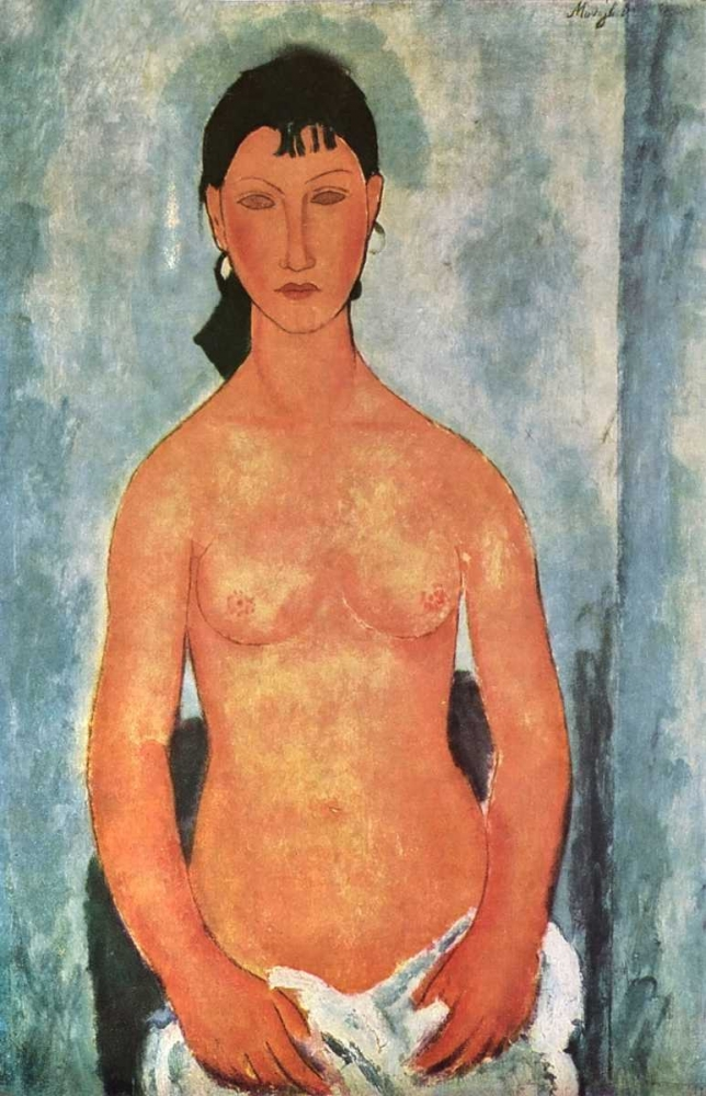 Elvire Modigliani, Amedeo 92714