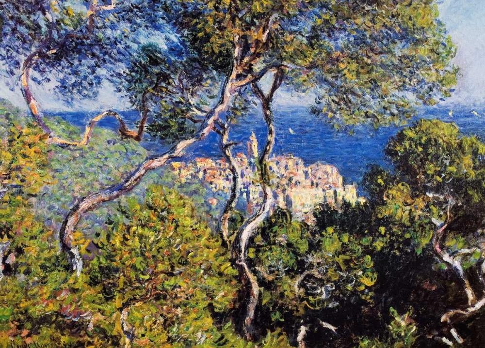 Bordighera Monet, Claude 92750