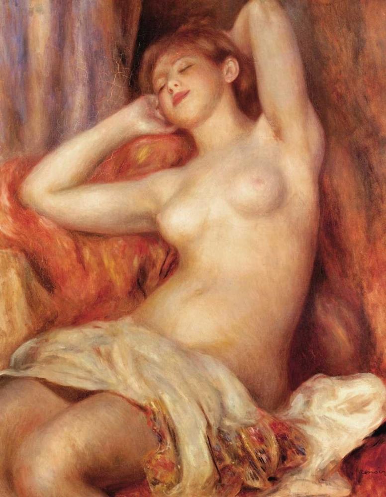 Sleeping Nude Renoir, Pierre-Auguste 92846