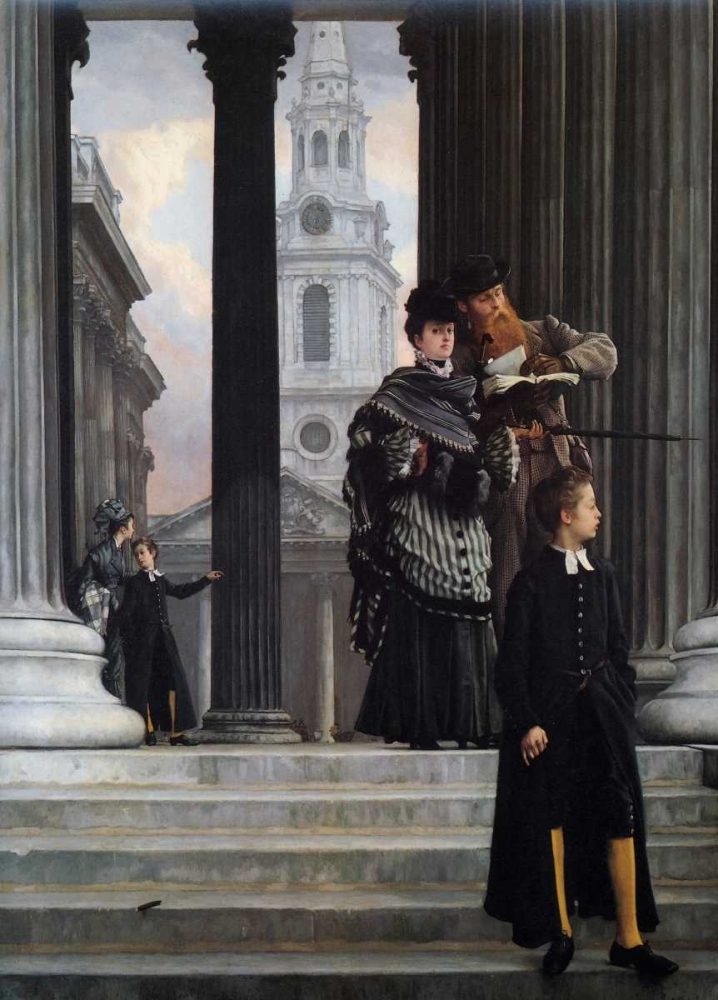 London Visitors Tissot, James Jacques 92920