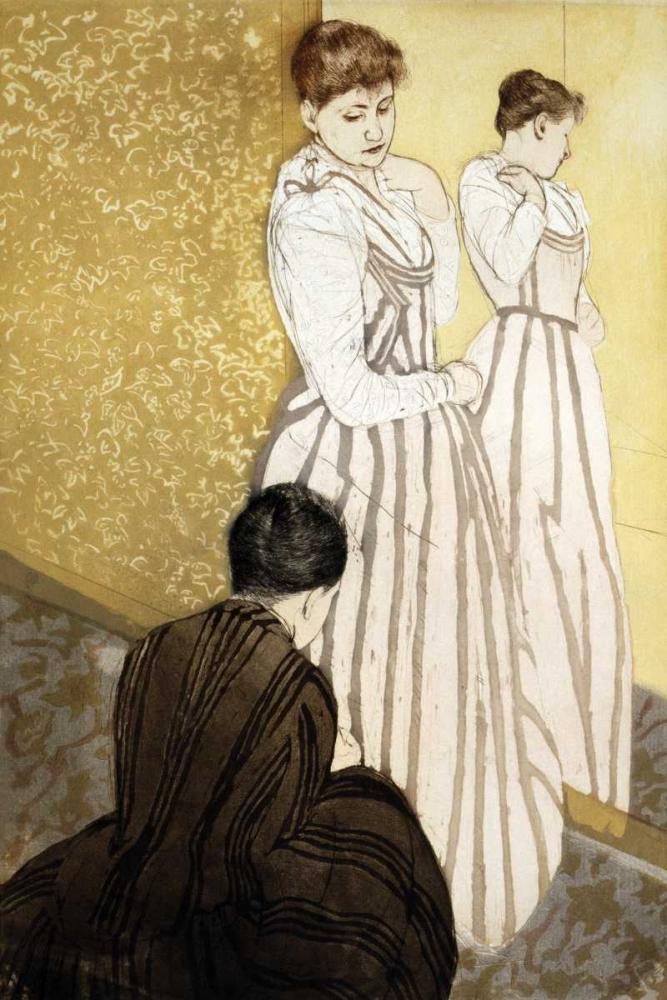 The Fitting Cassatt, Mary 96342
