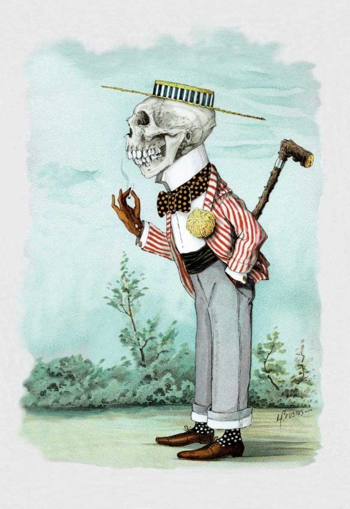 Death as a Suitor Frusius 96164
