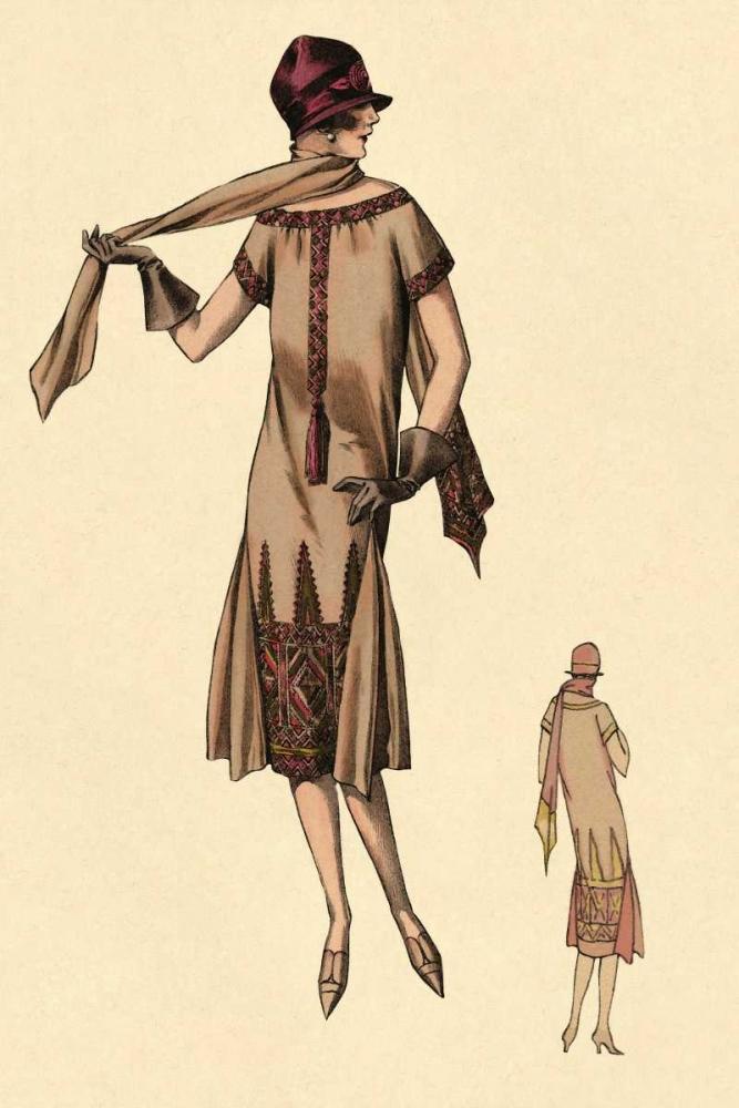 Enchanting Vintage Fashion 96909