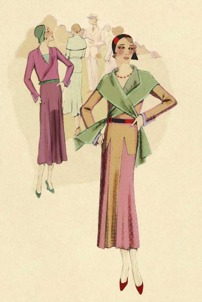 Modeles Originaur: Pastel Style Vintage Fashion 96962