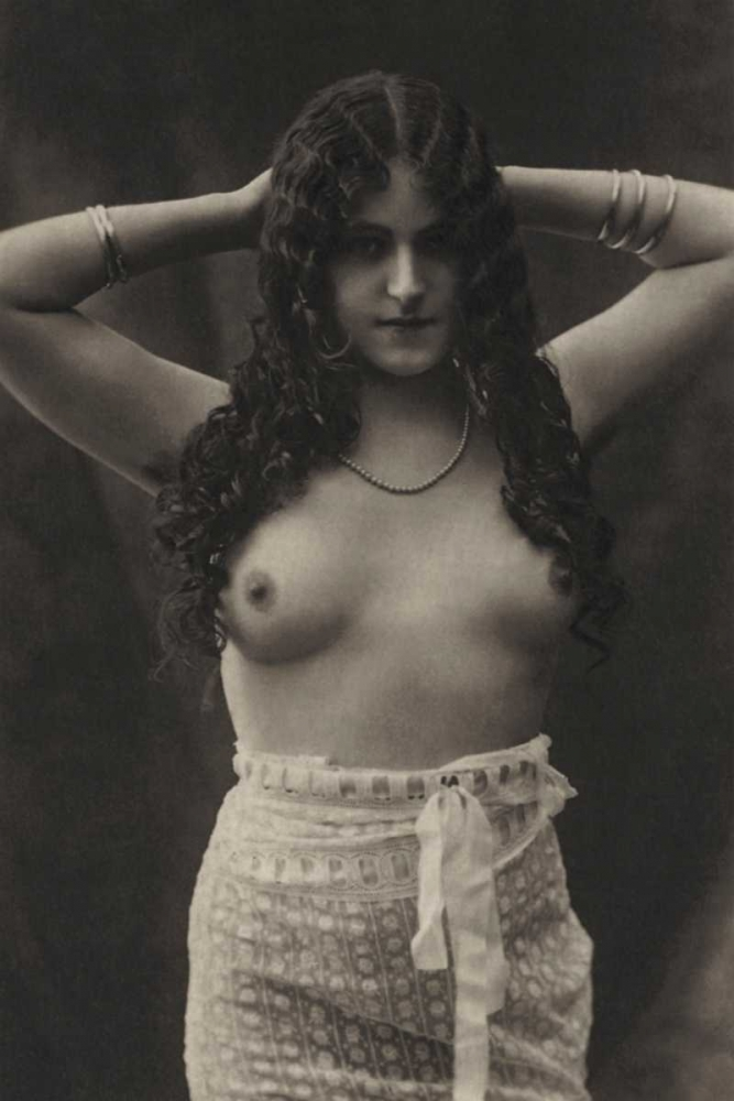 Necklace and Bracelets Vintage Nudes 97019