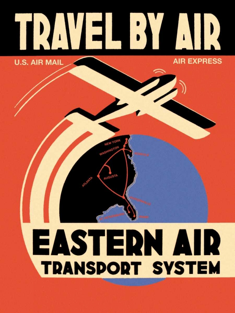 Eastern Air Transport System Unknown 96723