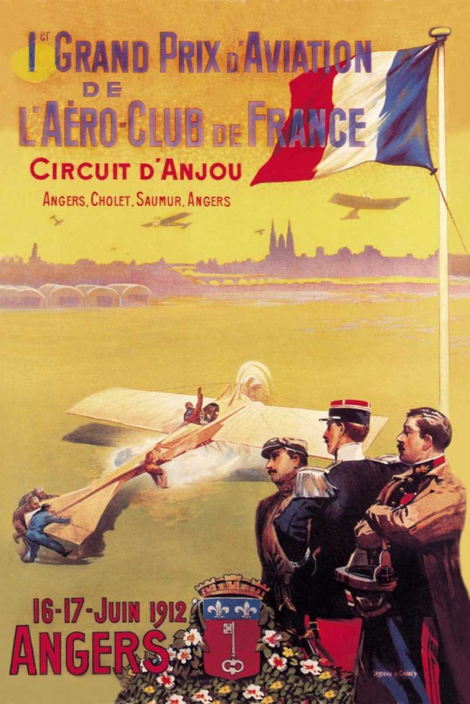 Grand Prix d Aviation de L Aero-Club de France Unknown 96725
