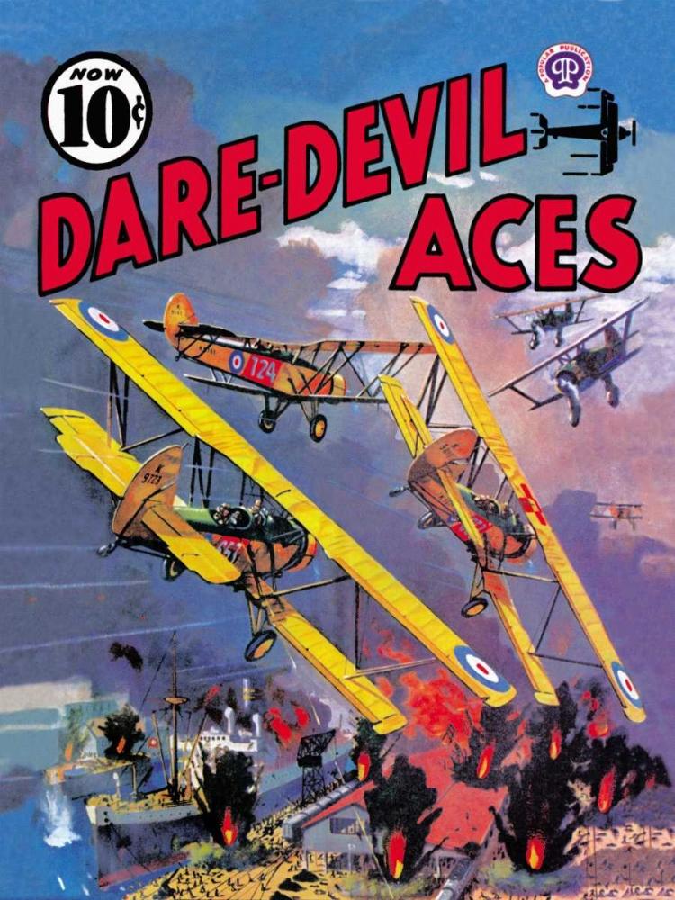 Dare-Devil Aces: The Dead Will Fly Again Unknown 96732