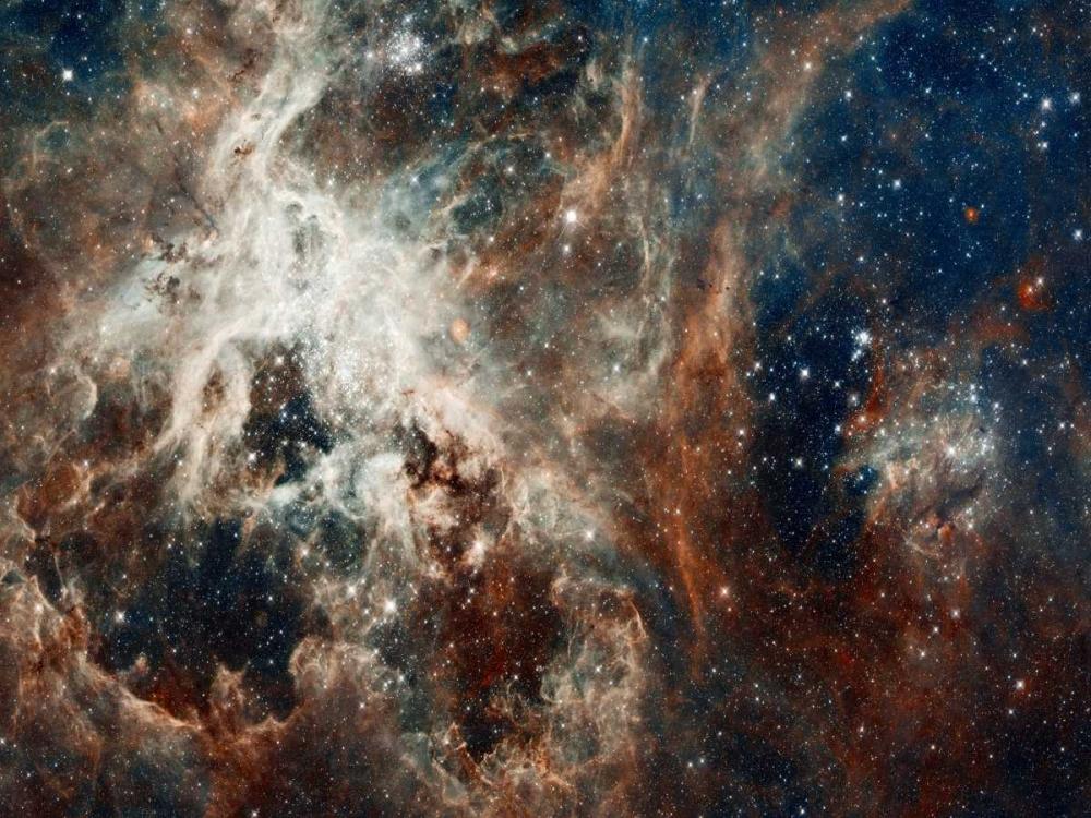 Tarantula Nebula - Compressed Version NASA 93057