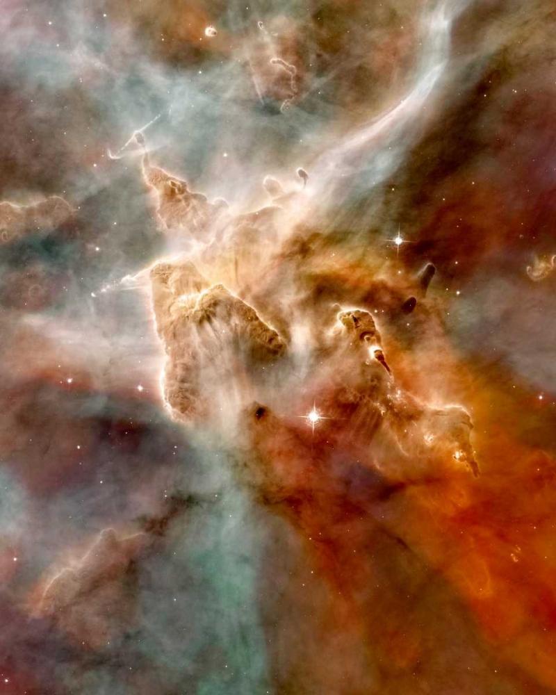 Carina Nebula NASA 93059