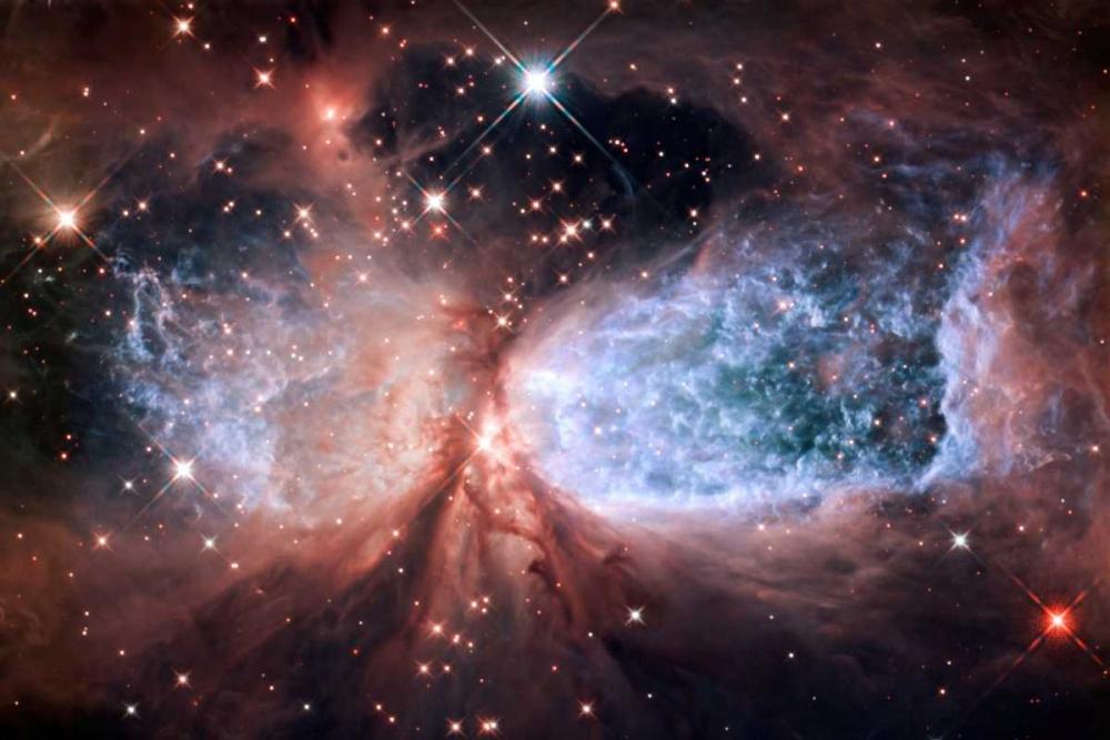 Star-Forming Region S106 NASA 93067